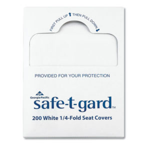 Georgia Pacific® Professional Seat Covers Safe-T-Gard