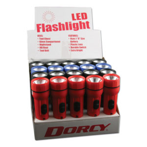 DORCY® LED Utility Flashlight
