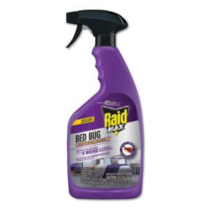 Raid® Max Bed Bug & Flea Killer