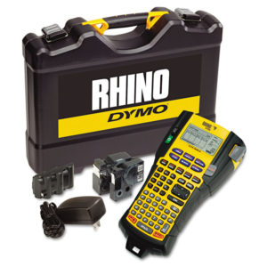 DYMO® Rhino 5200 Industrial Label Maker Kit