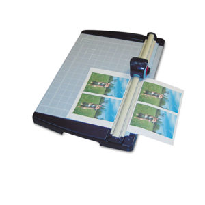 X-ACTO® 10-Sheet Metal Base Rotary Trimmer