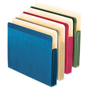 Pendaflex® 100% Recycled Colored File Pocket