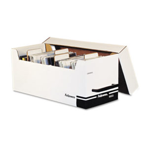 Fellowes® Corrugated Media File