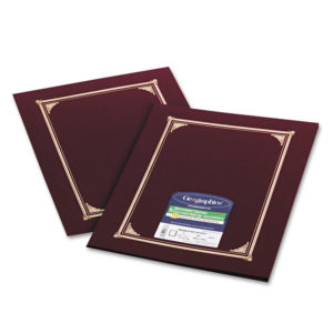 Geographics® Certificate/Document Cover