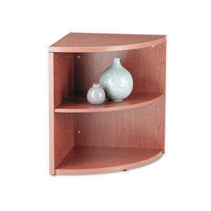 HON® 10500 Series™ Two-Shelf End Cap Bookshelf