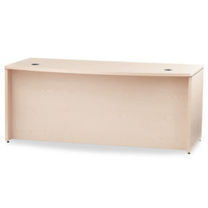 HON® 10500 Series™ Bow Front Double Pedestal Desk