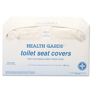 HOSPECO® Health Gards® Toilet Seat Covers