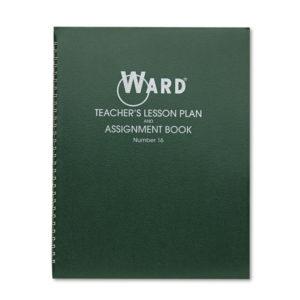 Ward® Lesson Plan Book