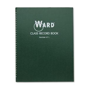Ward® Class Record Book