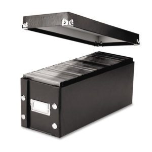 Snap-N-Store® Media Storage Box