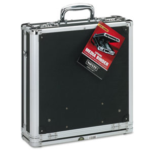 Vaultz® Locking Media Binder Case