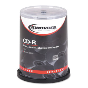 Innovera® CD-R Recordable Disc