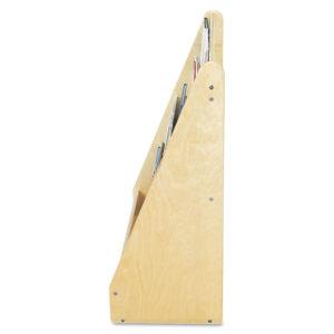 Jonti-Craft One-Sided Pick-a-Book Stand