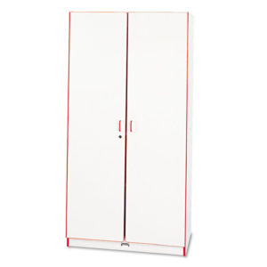 Jonti-Craft Rainbow Accents® Deluxe Classroom Closet