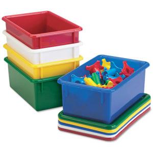 Jonti-Craft Cubbie Trays and Lids