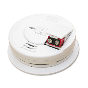 Kidde Front Load Battery-Operated Smoke Alarm