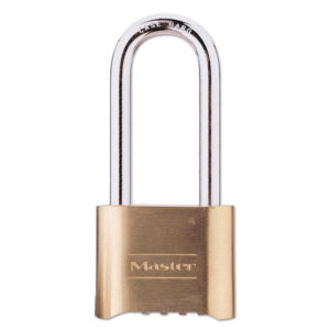 Master Lock® Resettable Combination Padlock