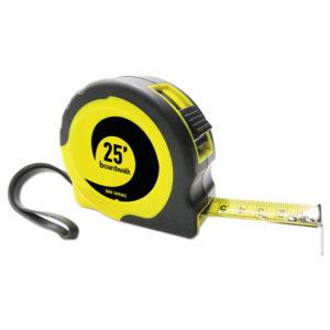 Boardwalk® Easy Grip Tape Measure