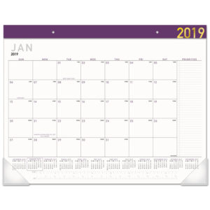 AT-A-GLANCE® Contempo Desk Pad