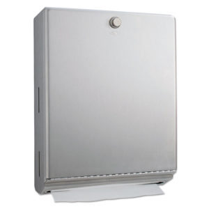 Bobrick ClassicSeries® Surface-Mounted Paper Towel Dispenser
