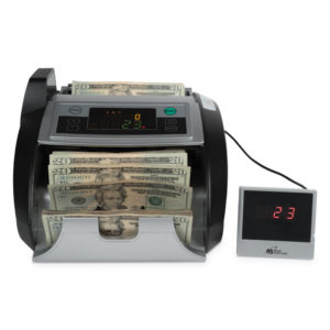 Royal Sovereign Electric Bill Counter with Counterfeit Detection