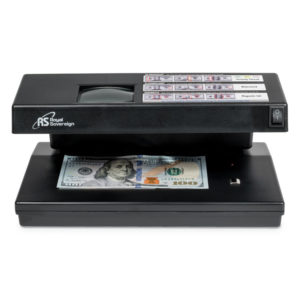 Royal Sovereign Portable Four-Way Counterfeit Detector
