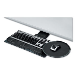 Fellowes® Professional Series Sit/Stand Keyboard Tray
