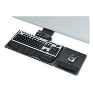 Fellowes® Professional Series Executive Adjustable Keyboard Tray