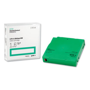 HP 1/2 inch Tape Ultrium™ LTO Data Cartridge