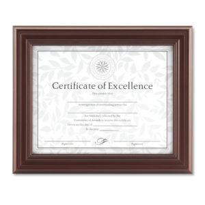 DAX® Dimensional Solid Wood Frame