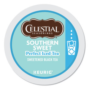 Celestial Seasonings® Brew Over Ice™ Southern Sweet Perfect Iced Tea K-Cups®