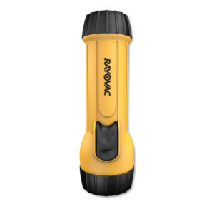 Rayovac® Industrial Tough Flashlight