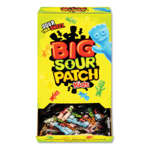 Sour Patch Kids® Grab-and-Go Candy Snacks