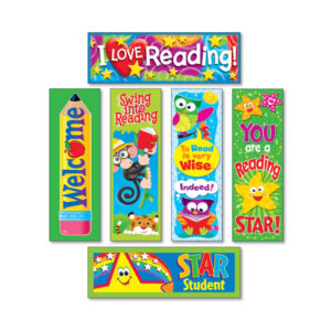 TREND® Bookmark Combo Packs