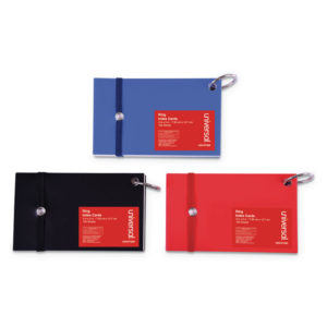 Universal® Ring Index Cards