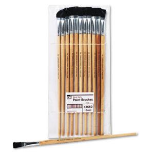 Charles Leonard® Long Handle Easel Brush
