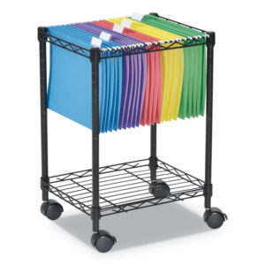 Alera® Rolling File Cart