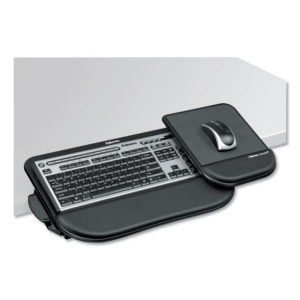 Fellowes® Tilt 'n Slide™ Keyboard Managers