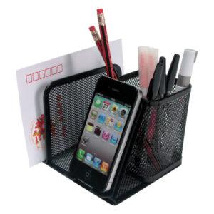 Universal® Deluxe Mesh Desk Organizer