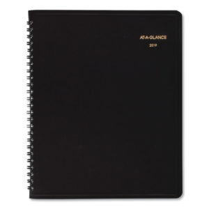AT-A-GLANCE® 24-Hour Daily Appointment Book