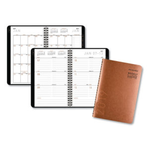 AT-A-GLANCE® Contemporary Desk Weekly/Monthly Appointment Book