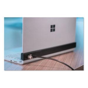 "Kensington® Locking Bracket for 13.5"" Surface Book with MicroSaver 2.0 Keyed Lock"