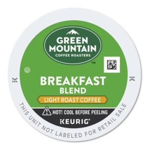 Green Mountain Coffee® Breakfast Blend Coffee K-Cups®