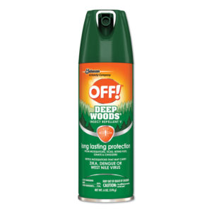 OFF!® Deep Woods® Aerosol Insect Repellent
