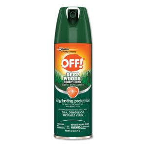 OFF!® Deep Woods® Sportsmen Insect Repellent