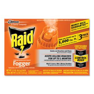 Raid® Concentrated Deep Reach™ Fogger