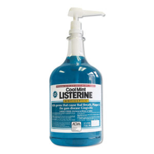 Johnson & Johnson® Listerine® Cool Mint Mouthwash
