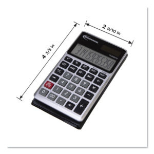 Innovera® 12-Digit Pocket Calculator with Tax Functions