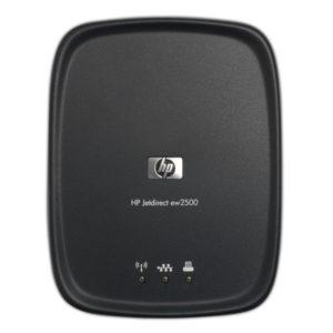 HP Jetdirect ew2500 802.11 b/g Wireless Print Server