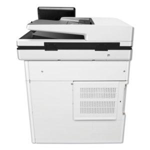 HP Color LaserJet Enterprise MFP M577 Series